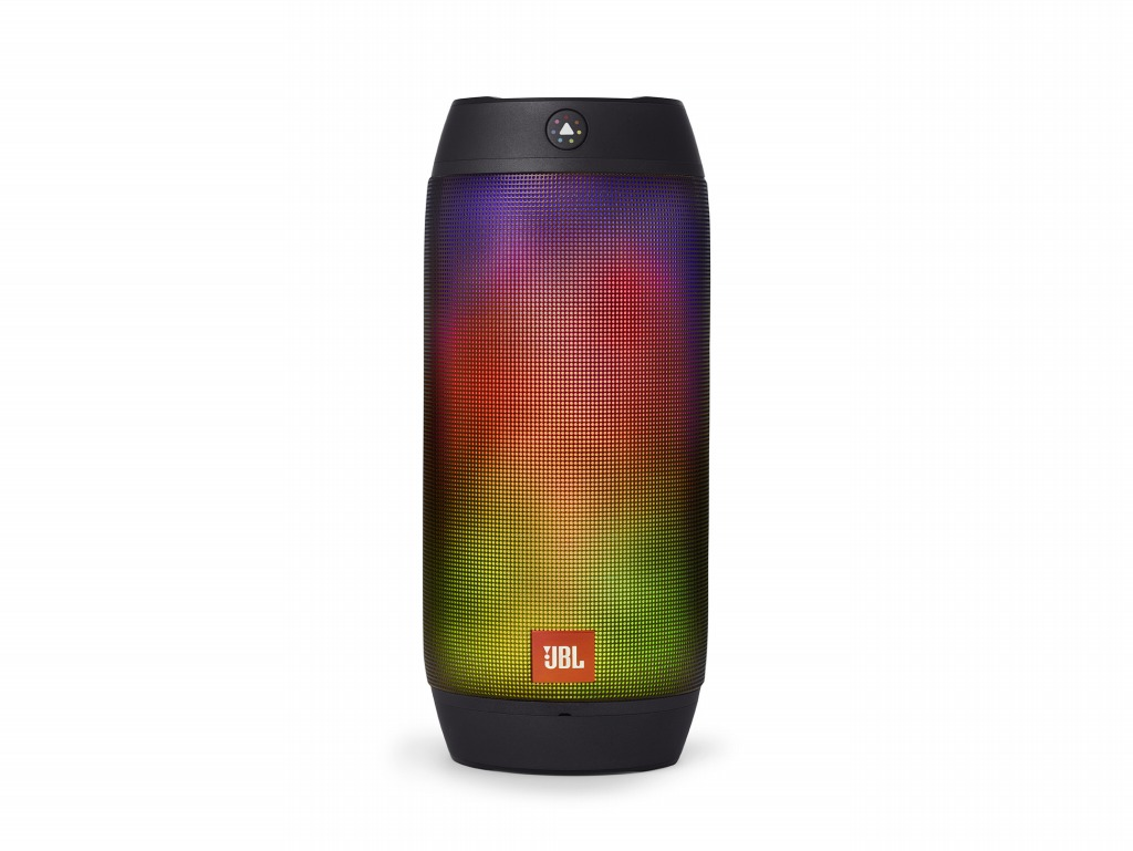 Image - JBL Pulse2_black_front_light_2